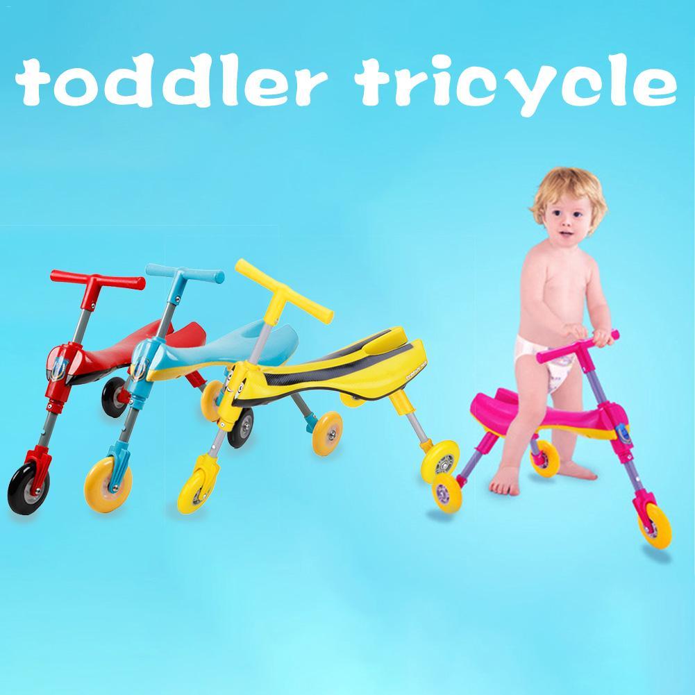 2019 New Kindergarten Bicycle Folding Trolley Childrens Tricycle Sliding Preschool Baby Walker Bicycle2019 New Kindergarten Bicycle Folding Trolley Childrens Tricycle Sliding Preschool Baby Walker Bicycle
