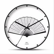 New 3D Wall Clock 30cm/35cm Circular Quartz Digital Abstract Modern Design For Living Room Home Decoration