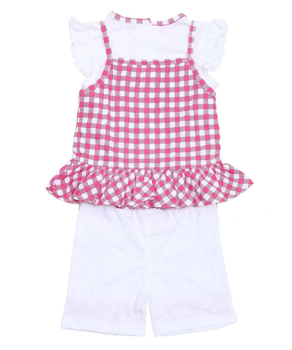 2019 Modna dječja odjeća Set za malu djecu Djevojka odjevena 3 - Odjeća za bebe - Foto 2