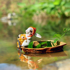 Rabbit Boating Home ...