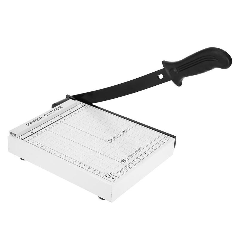 Professional A5 Paper Guillotine Trimmer Office School Paper Photo Cutter