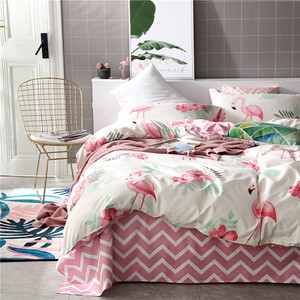Bedding Set 3D Double Bed Shee