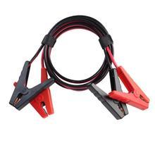 2,5 м авто бустер старт с зажимом Зажим Автомобильный аварийный Соединительный кабель провод автомобильный Грузовик батарея прыгающий кабель медный джемпер автомобильный электрон
