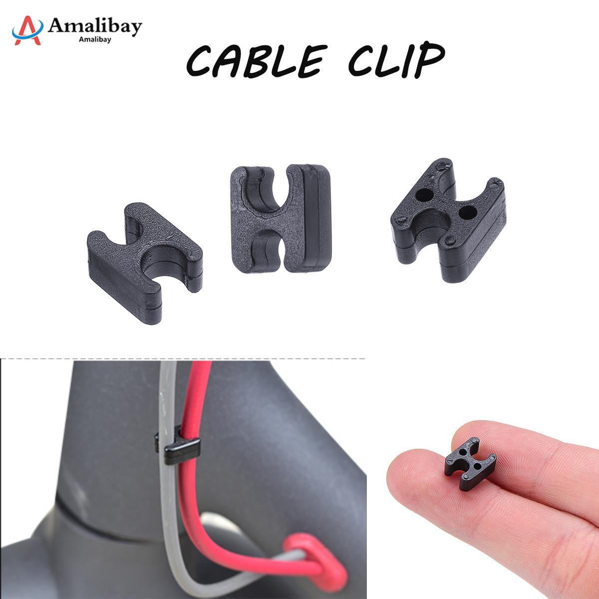 Accessories Skateboard Parts Cable Tie Buckle For Xiaomi//Mijia M365 /& PRO