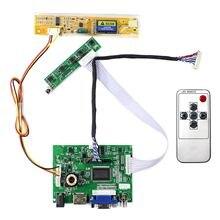 Hd mi vga 2av placa de controlador áudio lcd VS-TY2662-V196 apto para 12.1 polegada 1280x800 b121ew01 v0 13.3 polegada 1280x800 ltd133ex2k