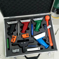 DC TB Tool Box for cutting air duct panels