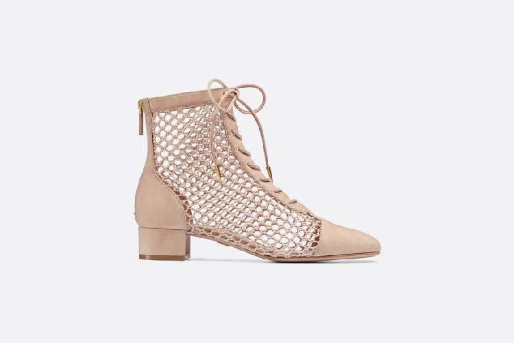 Dipsloot New Hot 2019 Women Sexy Mesh Chunky Heels Sandals Boots Ladies Round Toe Lace-up Ankle Boots Girls Flock Short BootsDipsloot New Hot 2019 Women Sexy Mesh Chunky Heels Sandals Boots Ladies Round Toe Lace-up Ankle Boots Girls Flock Short Boots