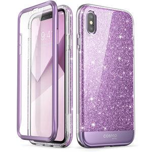Image 2 - Cho iPhone Xs Max 6.5 Inch Tôi Blason Cosmo Series Toàn Cơ Long Lanh Đá Cẩm Thạch Ốp Lưng Ốp Lưng xây Dựng Trong Tấm Bảo Vệ Màn Hình