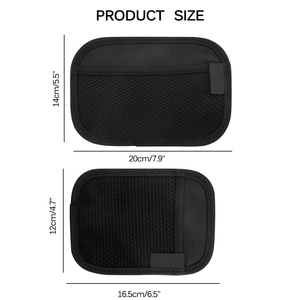 Image 4 - Car Storage Net Bag Pocket Organizer Car Styling Auto Interior Accessories Car organizer Stowing Tidying