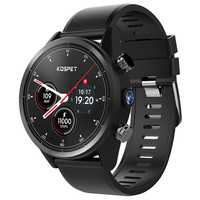 Kospet Hope 4G Smartwatch Phone 1.39 inch Android 7.1 MTK6739 Quad Core 1.3GHz 3GB RAM 32GB ROM 8.0MP Camera 620mAh Built in