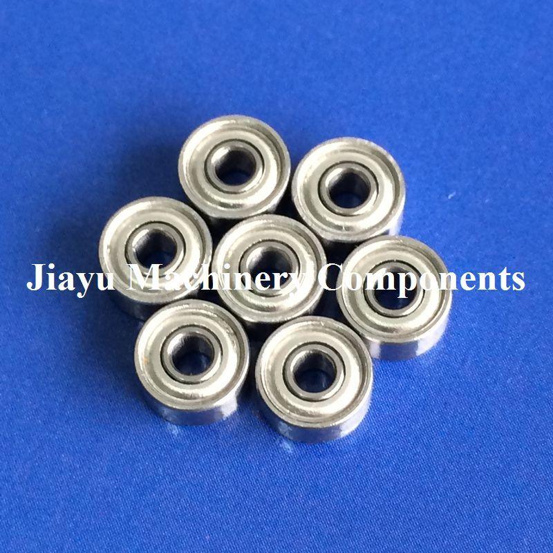SMR138zz MR138zz 440c Stainless Steel Metal Ball Bearing 10 PCS 8x13x4 mm