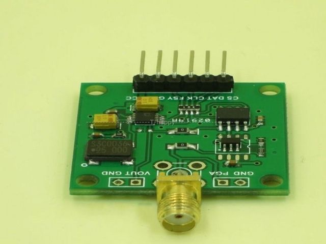 AD9833 DDS Signal Generator Module 0- 12.5 MHz Square / Triangle / Sine Wave
