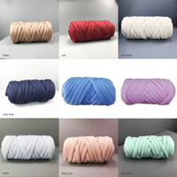 hand craft accessories Natural Wool Chunky Yarn Arm Roving DIY Bulky Super Thick Hand Knitting Knit Blanket Spin Yarn 1000g