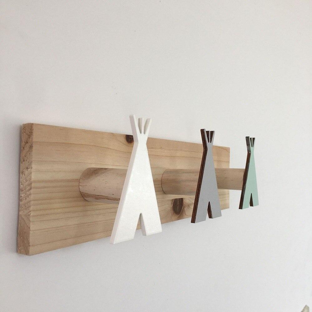 coat rack wall decor minimalist style
