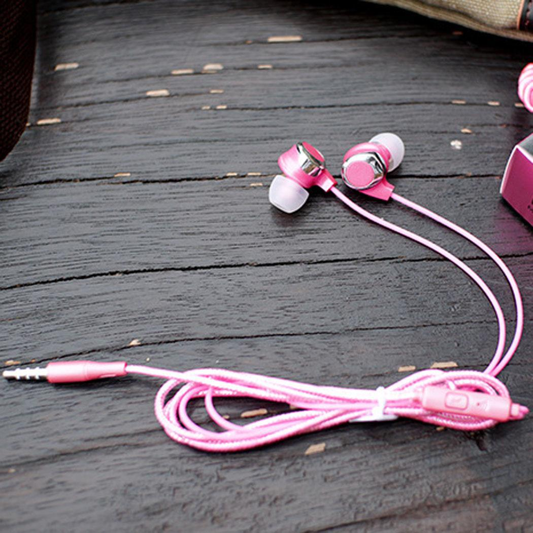 General Z7 Wired Hifi Earbuds Bass In-Ear 32 Earphone Headphone 0.1 (%) 106 (dB) Casual with Mic Line Type