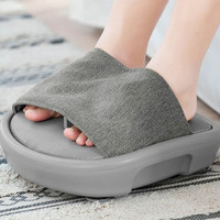 Electric Heated Foot Warmer Unisex Massager Big Slipper Relief Body Foot Pain Massage Shoes Relaxation Pad