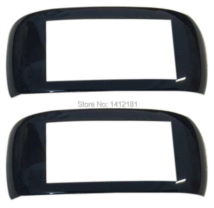 Wholesale 2pcs B92 B94 Keychain Case Glass For Starline B92 B94 B64 B62 Lcd Remote Control Key Chain Fob 2 Way Car Alarm System
