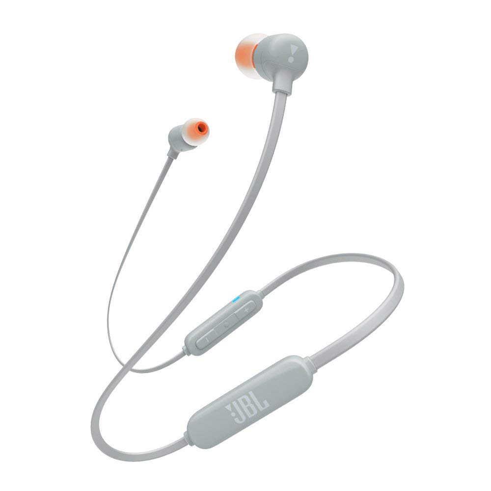 JBL TUNE T110BT bezprzewodowe słuchawki Bluetooth sportowa magnetyczna słuchawka słuchawki do muzyki obsługa połączenia głośnomówiące z mikrofonem