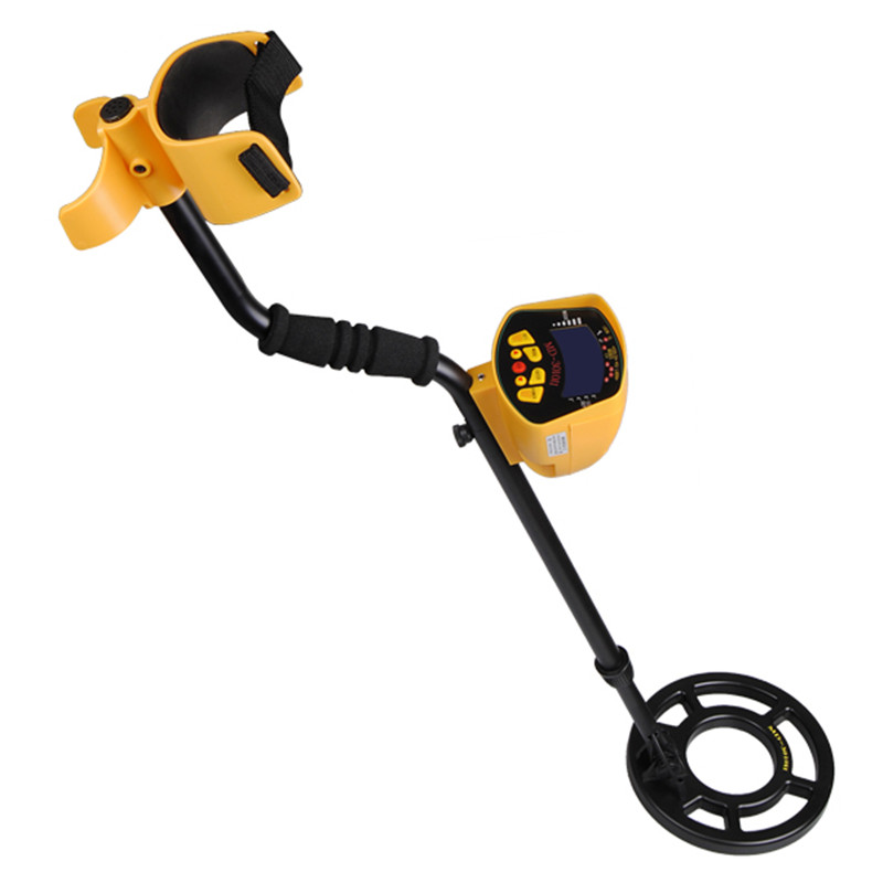 Professional MD3010II Metal Detector Undeground Gold Digger Treasure Hunter With LCD Display Waterproof Sensitive Adjustable