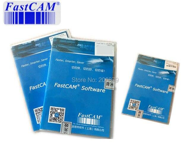FASTCAM hakiki yerleştirme yazılımı profesyonel sürüm CNC plazma kesici taşınabilir versiyonu