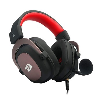 7.1 Surround-Sound Headset Redragon H510 Zeus Wired Gaming Headphone Gamer With Detachable Microphone For PC,PS4,Xbox One,Switch 3