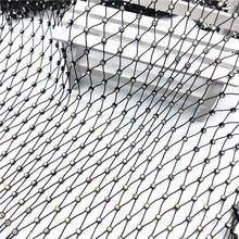 Stone Mesh 36*37 Row Fishing Net Line ABS Rhinestone Connection 2019 Ins Hot