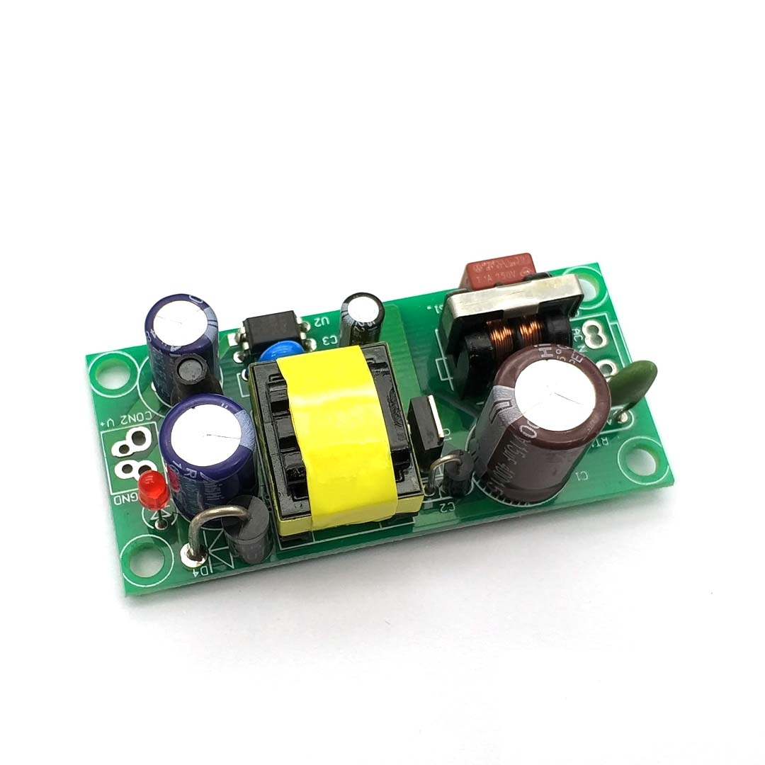 AC DC (12W) isolated switch <font><b>power</b></font> <font><b>supply</b></font> <font><b>module</b></font> AC-DC buck step-down <font><b>module</b></font> <font><b>220V</b></font> turn 5V 9V <font><b>12V</b></font> 15V 24V image