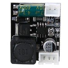 1 шт. прочный регулируемый 150-220 В Высокое напряжение DC Повышающий Модуль источника питания 39*29*12 мм Повышающий Модуль для Nixie светящаяся трубка