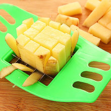 Stainless Steel Potato Cutter Slicer Chopper Kitchen Cooking Tools Gadgets Multi-function Potato Slicer kitchen utensils