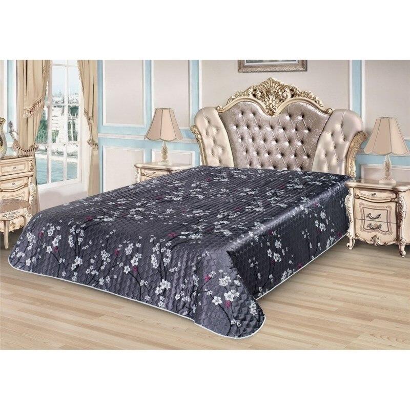 Bedspread Ethel Silk Sakura, size 180*220 cm, faux Silk 100% N/E bedspread ethel silk lace size 180 220 cm faux silk 100% n e