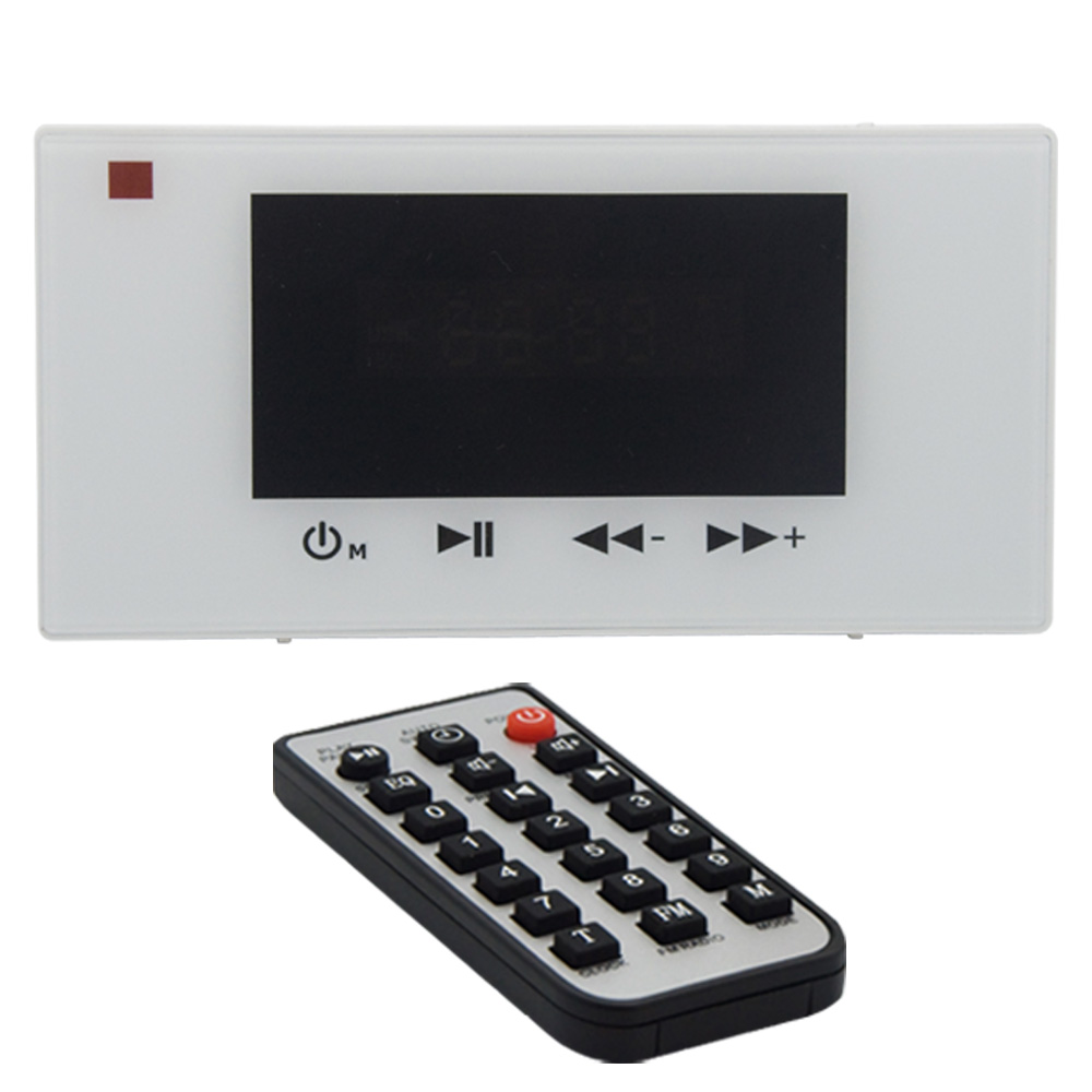 купить Home Audio system,Bluetooth digital stereo amplifier, in wall amplifier with touch key, 60W Dual Digital Amplifier Design по цене 3739.86 рублей