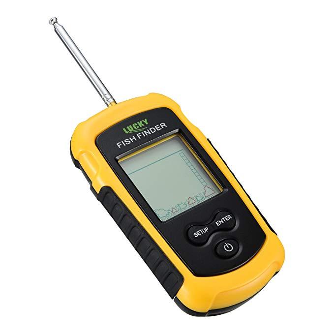 fio inventor dos peixes sonar localizador de 04