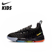 Nike LEBRON XVI (PS) Toddler Motion Children's Shoes New Arrival Kids Shoes Running Shoes Sneakers #AQ2467 004