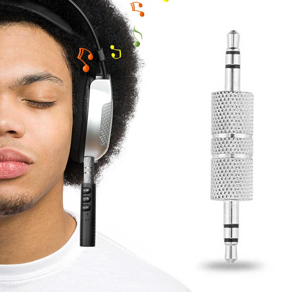 Мини-аудио адаптер Bluetooth приемник передатчик 3,5 мм, AUX, разъем Hands free беспроводной Авто Bluetooth автомобильный музыкальный адаптер