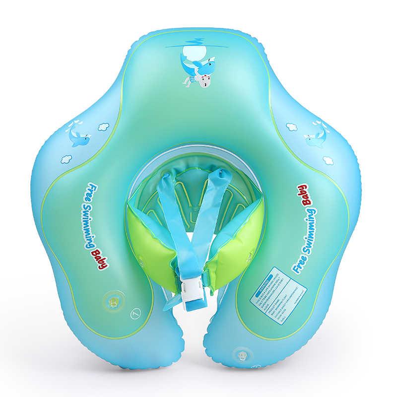 Ребенка бассейн надувной младенческой подмышки плавающий детский бассейн swim аксессуары круг купальный двухместный надувной плот кольца игрушка