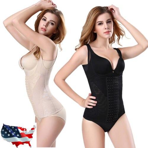AnpassungsfäHig Körper Shaper Steuer Bauch Schlank Korsett Hohe Taille Spitze Shapewear Unterwäsche Frauen In Vielen Stilen