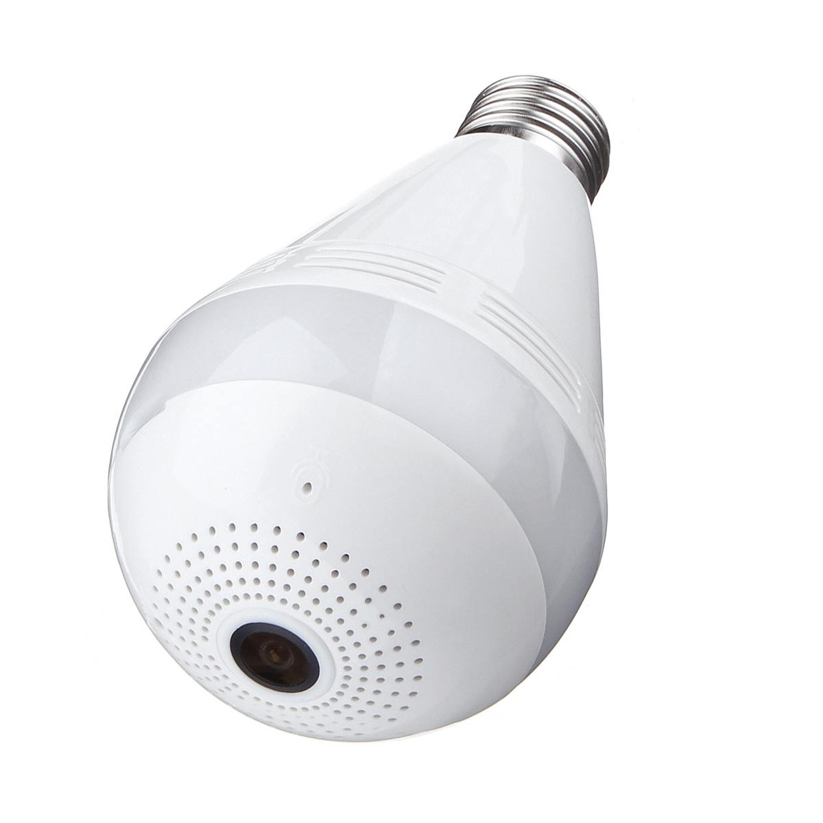 Image 4 - E27 Wireless bluetooth Speaker Bulb Music Playing Dimmable LED Lamp Light Bulb IP Camera Wifi FishEye CCTV Home Security Camera-in LED Bulbs & Tubes from Lights & Lighting