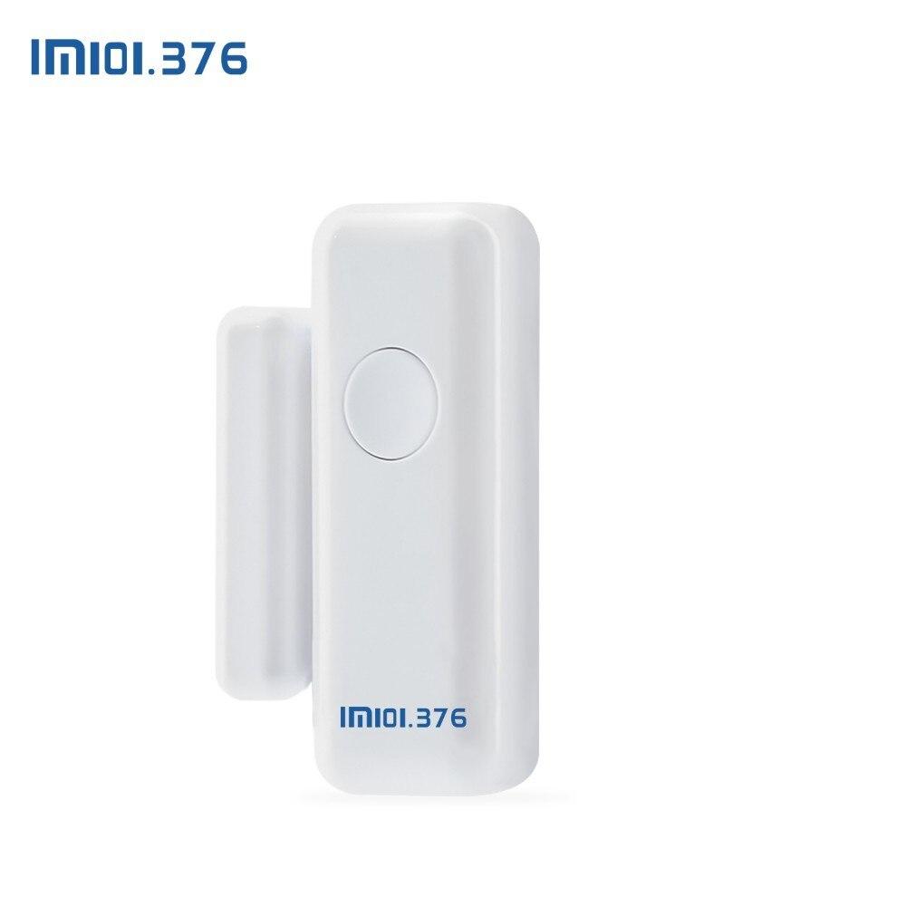 LM101.376 433MHz Wireless Window Door Magnet Sensor Detector For Home Wireless Alarm System