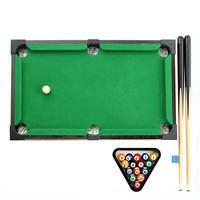 High Quality Mini Snooker Table Set Top Pool Game Billiard Ball Kid Children Toys Perfect Gift To Kids Parent And Child's Game