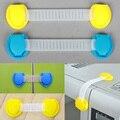 10 шт./упак. детские защитные замки  детский замок для безопасности  длинный короткий стиль  ABS замки  замок для ящика  аксессуары для домашней ...