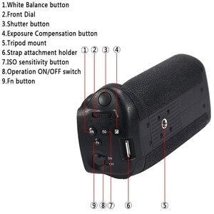Image 5 - Вертикальная Батарейная ручка для Panasonic Gh5 Gh5S, цифровая камера Lumix Gh5, как и в модели Blf19E, с составом по вертикали, как и в случае с цифровой камерой