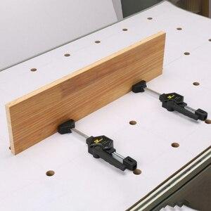 Image 2 - Sgancio rapido Ratchet Velocità Spremere Lavorazione del Legno Lavoro Bar Morsetto della Clip Della Clip Kit Spreader Strumento di Gadget Fai Da Te A Mano