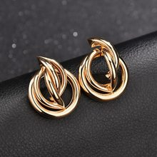 European And American Fashion Trend Metal Ring Stud