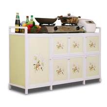 Sideboard Cubertero Para Cajones Tea Cabinet Besteklade Kitchen Furniture Meuble Buffet Mueble Cocina Aluminum Alloy Cupboard(China)