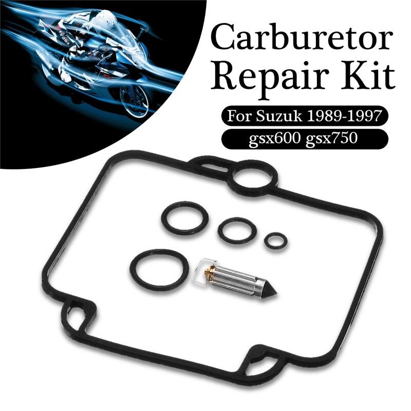 Peças de Reparo do carburador Carburador Reconstruir Kit Fit For Suzuk gsx600 gsx750 1989-1997