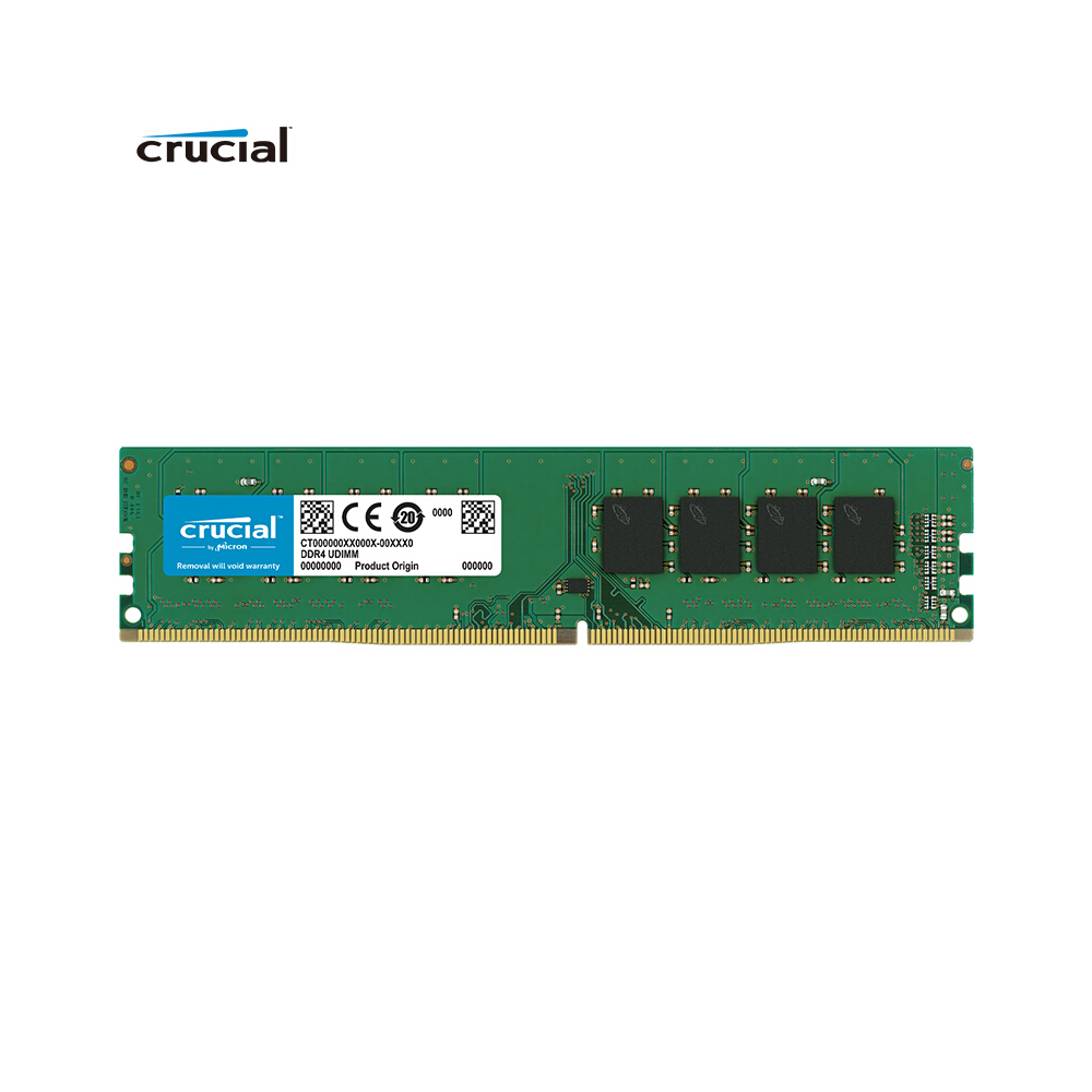 Crucial DDR4 2666 Memory RAM 8G 2666 MT s 288 Pin 1 2V for Desktop CT8G4DFS8266