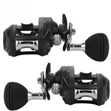 Baitcasting Fishing Reel with High Speed System