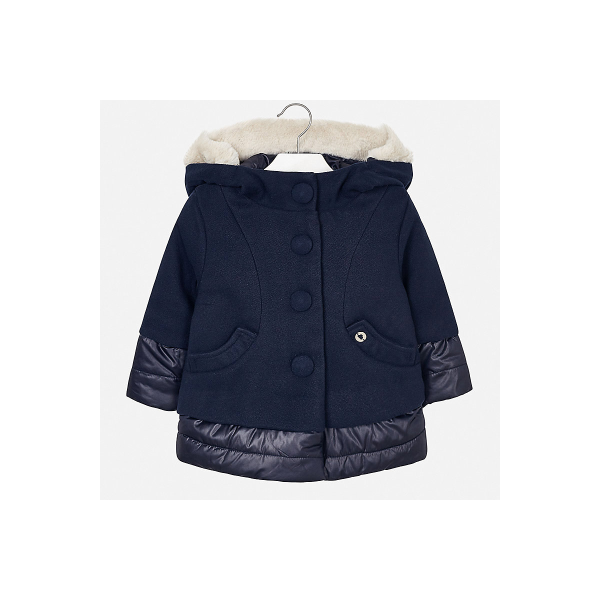 MAYORAL Jackets & Coats 8849867 jacket for girl boy coat baby clothes children clothing outwear boys girls newborn infant baby girls boys clothing fist romper long sleeve jumpsuit outfits baby boy clothes