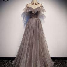 Женское модное винтажное свободное платье больших размеров в национальном стиле, льняное хлопковое платье высокого качества, Повседневное платье для женщин