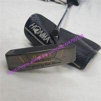 Гольф клуб Honma hp 2001 golf putter club golf club Высокое качество Бесплатная Крышка для головы и доставка